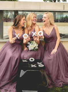 1c6e4a24e288 25 Best Dark purple bridesmaid dresses images | Wedding dressses ...