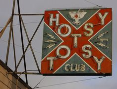 Hotsy Totsy Club - Albany, CA, est. 1939.