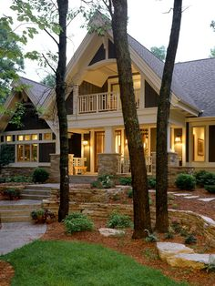 gardening house exterior design    #KBHomes