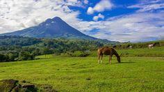 Arenal Volcano Natio