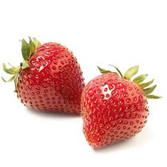 Strawberries: These summer berries contain malic acid, a natural enamel whitener. Here's how to make your own at-home whitening treatment: Crush a strawberry to a pulp, mix it with baking soda, and spread it on your teeth using a soft toothbrush. Five minutes later, brush it off, rinse and voila: a whiter smile. | Health.com