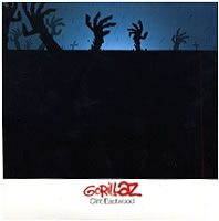 "For Sale - Gorillaz Clint Eastwood UK  CD single (CD5 / 5"") - See this and 250,000 other rare & vintage vinyl records, singles, LPs & CDs at http://991.com"