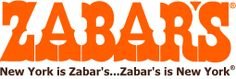 zabar's this classic gourmet food temples on broadway at 80th street, and I love it.