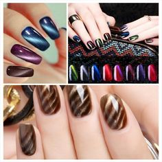 KCE Brand UV glue Nail Polish Manicure LED Cats Eye 36 Color 10 ml Healthy cat eye nail And Green Plastic paint Made In China * Want to know more, click on the image.