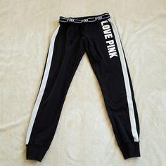 Victoria's Secret PINK Joggers Pants Excellent Condition. Victoria's Secret Pants Track Pants & Joggers