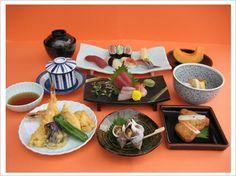 Satsumaya dishes