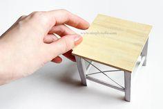 Simplystella Sketchbook How to make a board