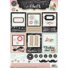 Empheria Studio Light Creative with Chalk thinking about you