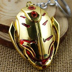 Hot Sale Avengers: Age of Ultron Ultron Design Keychain Gift for Man and Movie Fans (Gold), http://www.amazon.com/dp/B00X7K1W84/ref=cm_sw_r_pi_awdm_yGpvvb1YK2V5Z