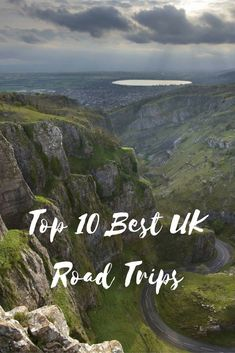 Take an adventurous road trip in the UK. Choose between Giant's Causeway in Ireland Norfolk Northumberland the Lake District Peak District Cornwall and many more! Jump in your car and take one of these road trips now! Road Trip Uk, Road Trip Hacks, Best Road Trips, Uk Trip, Adventure Holiday, Adventure Travel, Holiday Destinations, Travel Destinations, Travel Tips
