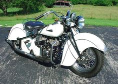 1941 Indian 641 Scout Sport
