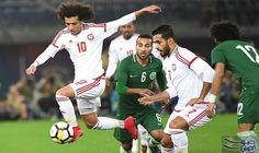 المنتخب الإماراتي يكتفي بالتعادل أمام نظيره السعودي من دون أهداف: اكتفى المنتخب الوطني الأول لكرة القدم بالتعادل أمام منتخب السعودية من دون…