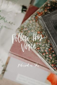 New wise word! It's a good one so go check it out! #followhisvoice www.faithfultris.simplesite.com