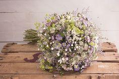 Bouquet da sposa fiore selvaggio - Persunit.com