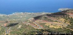 Driving in Crete and Greece, roads condition and tips