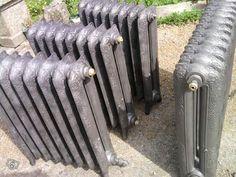 Ancien radiateur gaz lauson d coration paris radiators p - Radiateur fonte retro ...