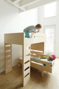 Rafa kids bunk bed. Great!!