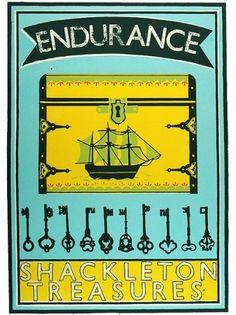 Shackleton treasures