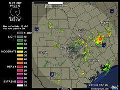 All Day Heavy Rain Causes Mass Flooding In San Antonio Tx