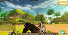 Horse Racing, Online Games, Golf Courses, Horses, Halloween, Painting, Art, Art Background, Painting Art