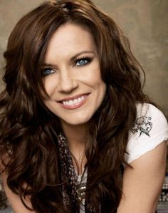 Martina Mcbride...Yep! She Came out to sing Soldier with Gavin.