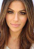 Brown eyes beauty