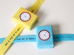 Traktatie afscheid peuterspeelzaal of kinderdagverblijf: dit zijn 10 leuke ideeën waarmee je 'Dag' kunt zeggen.