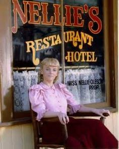 Oooh, Nellie! She was so mean! Until she finally marries Percival! I loved the episodes with her and Percival!
