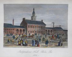 Independence Hall phila.