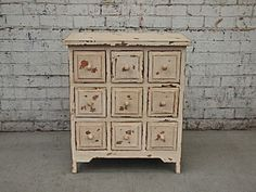 Holy Funk - Industrial Oriental Drawers Unit,(http://www.holyfunk.com.au/furniture/industrial-oriental-drawers-unit/)