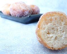 Estrade's cakes: bolas donuts, xuxos o pepitos, receta