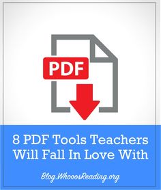 PDF Tools Teachers Will Love
