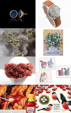 Spring Best Trends by Victoria Romanova on Etsy--Pinned with TreasuryPin.com