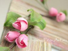 Декор : Фоторамка с цветами розовой яблони - Fito Art