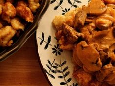 Beef Stroganoff with Dumplings by jill