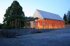 Ausflugspavillon Gutshof Park Canitz   competitionline - Wettbewerbe und Architektur
