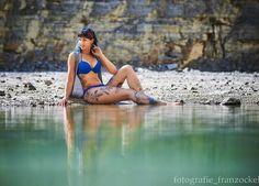 """Fotografie - Franz Ockel auf Instagram: """"Nochmal ein kleiner Sommerrückblick...😎 #sommer #bikinigirl #fitgirl #steinbruch #see #portraitfotograf #werneck #schweinfurt #würzburg…"""""""