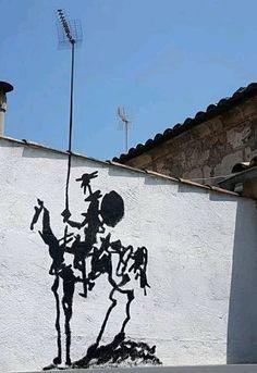 3d Street Art, Street Art Graffiti, Street Artists, Arte Horror, Street Fighter, Banksy, Book Photography, Famous Artists, Optical Illusions
