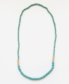 Handcrafted paper beads are accented with glimmer beads for a touch of sparkle and shine. Noonday Collection