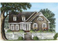 Eplans+Cottage+House+Plan+-+Capeville+-+2410+Square+Feet+and+4+Bedrooms+from+Eplans+-+House+Plan+Code+HWEPL10757