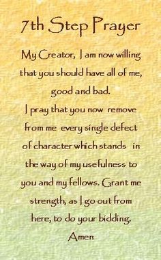 This is the step prayer that comes from the AA book titled Alcoholics Anonymous. AA is a fellowship that help people with an alcohol addiction. There are in total. Aa Quotes, Quotes Dream, Funny Quotes, Inspirational Quotes, Career Quotes, Humor Quotes, Success Quotes, Sober Quotes, Positive Quotes