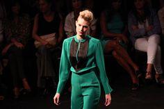 EVANGELINA BOMPAROLA. BAF WEEK 2012. Buenos Aires. Diseño Argentino