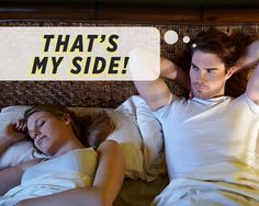 9 thoughts that go through a guy's head the first time he sleeps next to you.