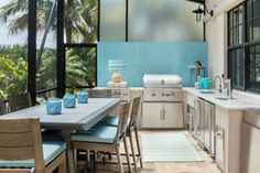 50 Outdoor Dream Kitchens and Grill for Every Style as well as Area   HomeBestIdea