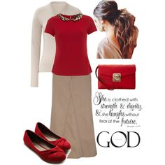 """Pentecostal outfits"" by lizzie2461 on Polyvore"