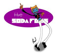 The #SodaFoos #Balalaika #Redrawn
