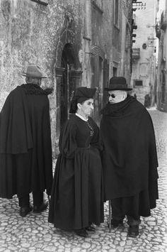 Henri Cartier-Bresson in Abruzzo