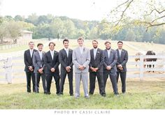 The gentlemen!  ❤  Inn at Westwood Farm: A lovely B&B in Orange, Virginia — your home in the country & the perfect venue for your wedding ceremony, reception, rehearsal dinner or event!  ❤  See our Pinterest boards: http://www.pinterest.com/elizabethgoeke/ for wedding inspiration & our inn, barn, and grounds in all seasons, or visit www.innatwestwoodfarm.com  ❤  #innatwestwoodfarm #barnweddings #rusticweddings #countryweddings