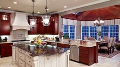 Toll Brothers The Henley Kitchen