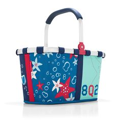 Reisenthel Shopping carrybag special edition aquarius